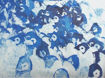 ペンギンベイビーTシャツ