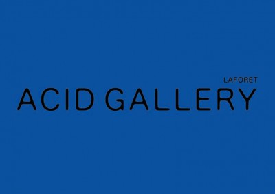 ACID gallery laforet limited shop